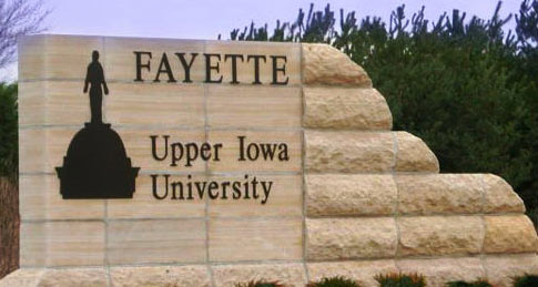 Fayette Iowa Map.Welcome To The City Of Fayette Iowa S Website